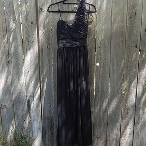 Black long formal